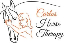2 Logo.Carlos.horse.therapy