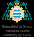 Logo Universidad de Oviedo centrado